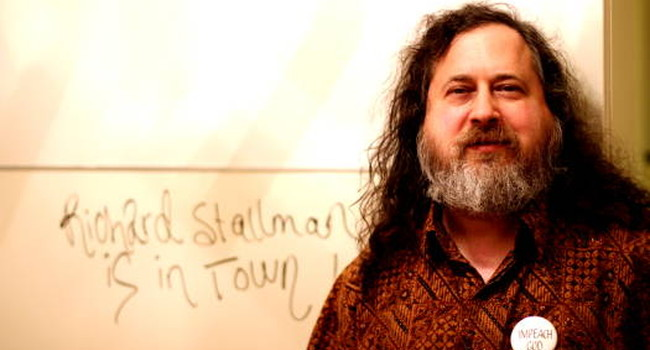 FREE SOFTWARE, FREE SOCIETY: MEET RICHARD STALLMAN IN AALBORG
